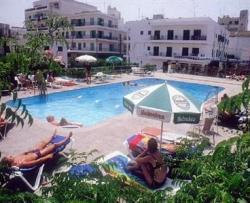 Hostal Norte,Sant Antoni de Portmany (Ibiza)