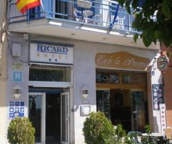Hotel Ricard,Vilanova i la Geltrú (Barcelona)