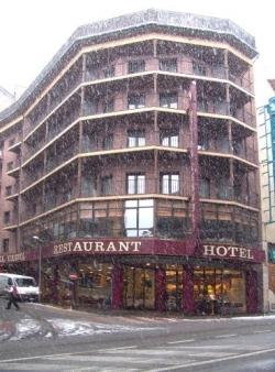 Hotel Cervol,Andorra la Vella (Andorra)
