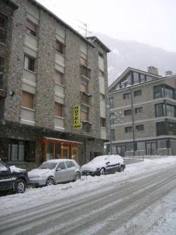 Hotel Aymà,Arinsal (Andorra)
