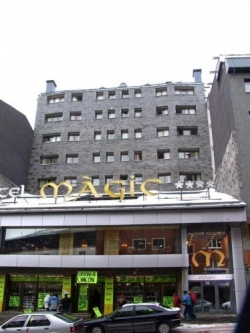 Hotel Magic Pas,Pas de la Casa (Andorra)