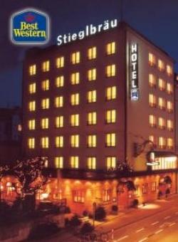 Hotel Best Western Hotel StieglBräu,Salzburg (Salzburg)
