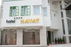 Hotel Hayat,Sarajevo (Bosnia y Herzegovina)