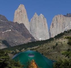 Ecocamp Patagonia,Torres del Paine (Magallanes Y Antartica)