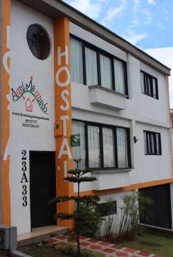 Aquí me quedo Hostel,Manizales (Caldas)