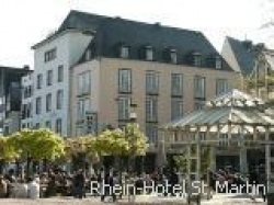 Hotel Rhein-Hotel St.Martin