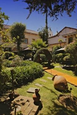 Mansion Alcazar,Cuenca (Azuay)