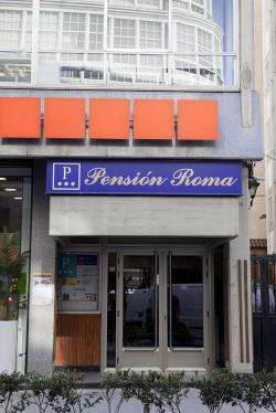 Pensión Roma,A Coruña (A Coruña)