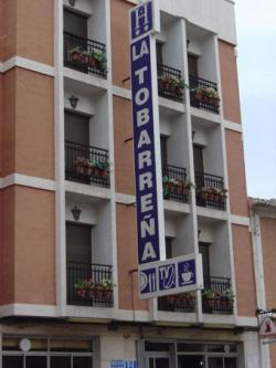 Hostal La Tobarreña,Hellín (Albacete)