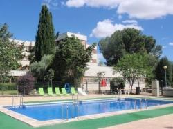 Residencia Universitaria Cardenal Cisneros,Alcalá de Henares (Madrid)
