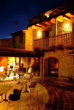 Hotel Font del Genil,Arseguel (Lleida)