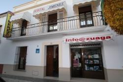 Hostal Jiménez,Azuaga (Badajoz)