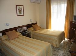 Hotel Los Ángeles,Almendralejo (Badajoz)