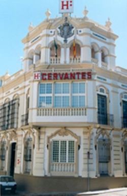 Hotel Cervantes,Badajoz (Badajoz)