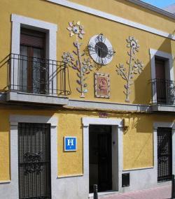 Hostal El Alfarero,Mérida (Badajoz)