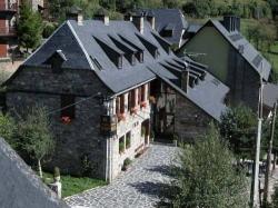 Hostal Seixes,Bagergue (Lleida)