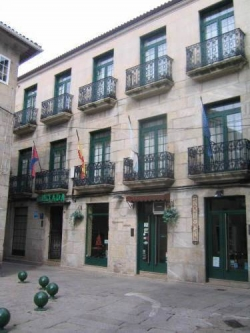 Hotel Anunciada,Bayona (Pontevedra)