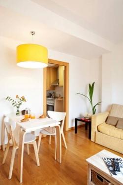 Apartamento ainb eixample enten a en barcelona infohostal for Alojamiento en barcelona espana