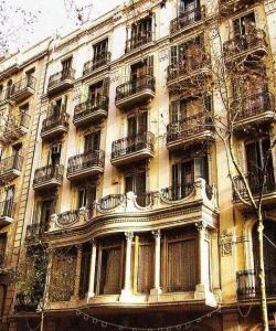 Residencia Universitaria Apimec,Barcelona (Barcelona)
