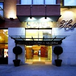Hotel Catalonia Aragón,Barcelona (Barcelona)