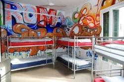 Albergue Graffiti Hostel,Barcelona (Barcelona)