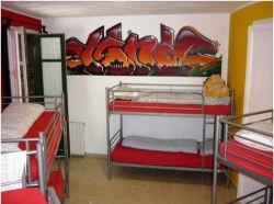 Albergue Graffiti Hostel