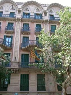 Hostal Ciudad Condal,Barcelona (Barcelona)