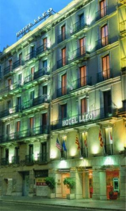 Hotel Lleó,Barcelona (Barcelona)