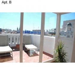 Penthouse Ramblas Apartments,Barcelona (Barcelona)