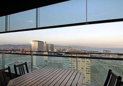 Rent4Days Diagonal Mar Deluxe Apartments,Barcelona (Barcelona)