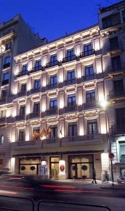Hotel Roger de Llúria,Barcelona (Barcelona)