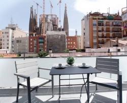Sensation Sagrada Familia,Barcelona (Barcelona)