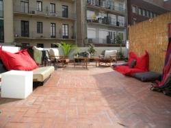 Terrace Rooms in Plaça Catalunya,Barcelona (Barcelona)