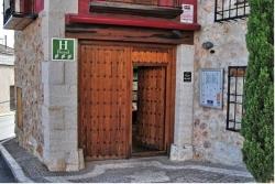 Pensión La Casa Alta,Belmonte de Tajo (Madrid)
