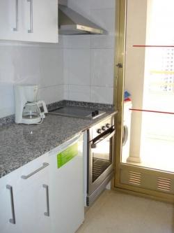 Apartamento apartamentos mariscal vii en benidorm infohostal - Hostal el jardin benidorm ...