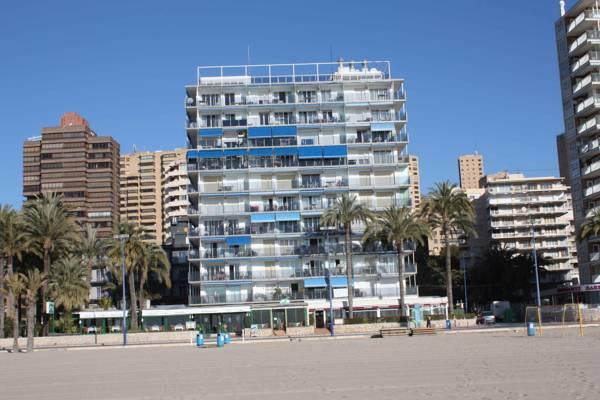 Apartamentos ulia en benidorm infohostal - Apartamentos en benidorm playa poniente ...