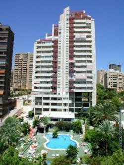 Aparthotel El Faro,Benidorm (Alicante)