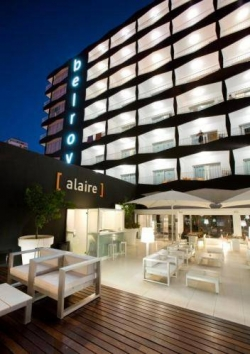 Hotel belroy palace en benidorm infohostal for Hotel diseno alicante
