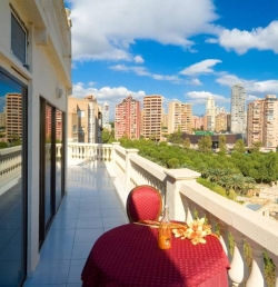 Hotel Magic Cristal Park,Benidorm (Alicante)