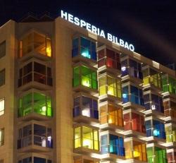 Hotel Hesperia Bilbao,Bilbao (Vizcaya)