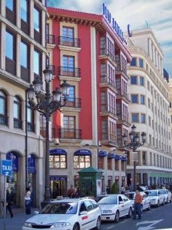 Tryp Bilbao Arenal Hotel,Bilbao (Vizcaya)