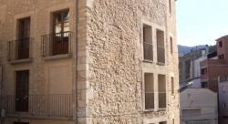 Les cases de l'Agora,Bocairent (Valencia)