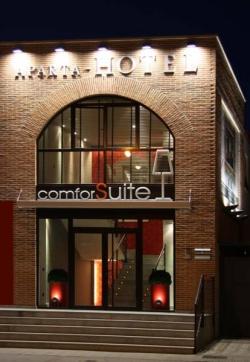 Aparthotel Comforsuite,Boecillo (Valladolid)