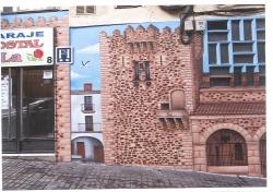 Hostal La Rosa,Cáceres (Cáceres)