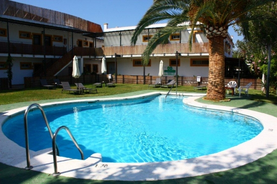 Hotel campomar playa en el puerto de santa mar a infohostal - Hotel campomar el puerto de sta maria ...