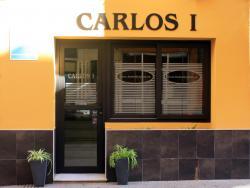 Hostal Carlos I,La Línea de la Concepción (Cádiz)