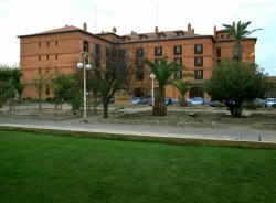Parador de Calahorra,Calahorra (Granada)