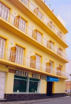 Hostal Bonavista,Calella (Barcelona)
