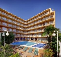 Hotel Volga,Calella (Barcelona)