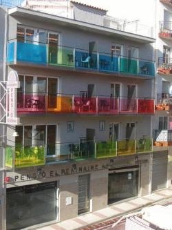 Pensión El Pekinaire,Calella (Barcelona)